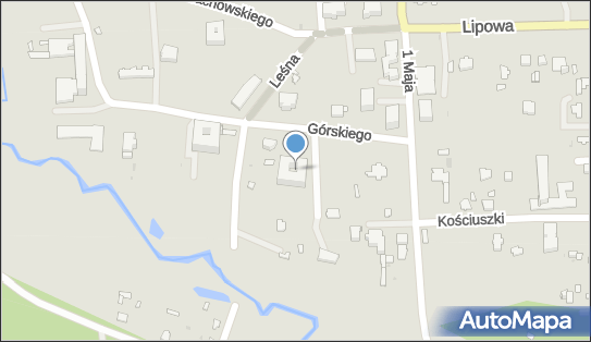 Kolejowy Szpital Uzdrowiskowy SPZOZ, Michała Górskiego 6 24-140 - Szpital, numer telefonu