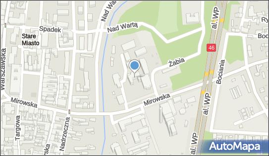 Miejski Szpital Zespolony, Mirowska 15, Częstochowa 42-200 - Szpital, numer telefonu