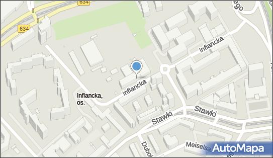Szpital Specjalistyczny Inflancka im. Krysi Niżyńskiej, Warszawa 00-189 - Szpital, numer telefonu