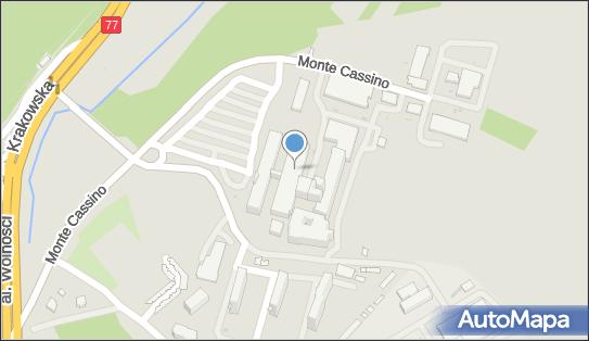 Szpital Wojewódzki, Monte Cassino 18, Przemyśl 37-700 - Szpital, numer telefonu
