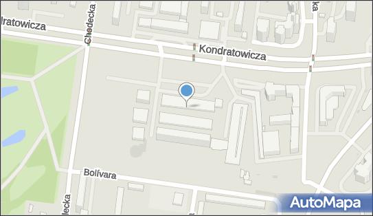 Wojewódzki Szpital Bródnowski, Ludwika Kondratowicza 8, Warszawa 03-242 - Szpital, numer telefonu