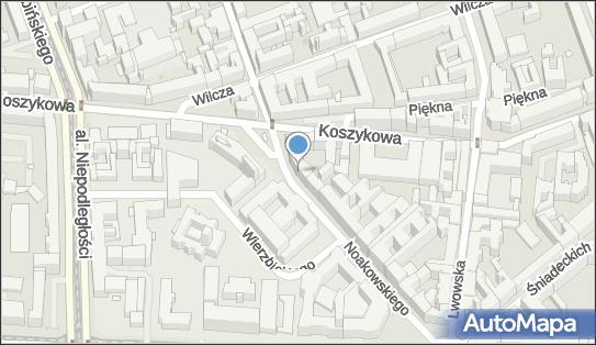 GSM1800 T-Mobile, Stanisława Noakowskiego 26, Warszawa - T-Mobile - GSM1800
