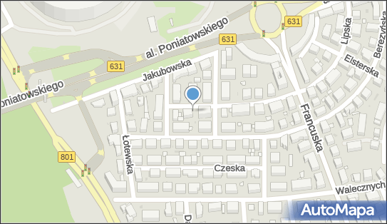GSM900 T-Mobile, Lipska 6, Warszawa - T-Mobile - GSM900