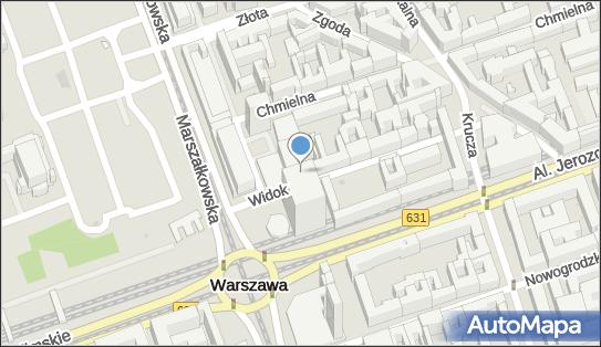 GSM900 T-Mobile, Widok 24, Warszawa - T-Mobile - GSM900