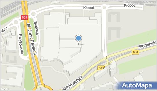T-Mobile - Hotspot, Aleja Jana Pawła II 82 (CH Arkadia), Warszawa - T-Mobile - Hotspot