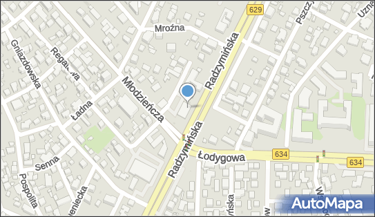 T-Mobile - Hotspot, Radzymińska 249, Warszawa - T-Mobile - Hotspot