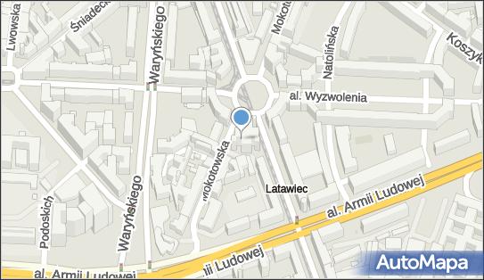 UMTS T-Mobile, Plac Zbawiciela 1, Warszawa - T-Mobile - UMTS