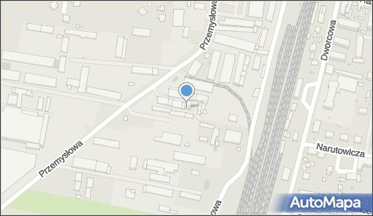UMTS T-Mobile, Przemysłowa, dz. nr 1468/4, Mogilno - T-Mobile - UMTS