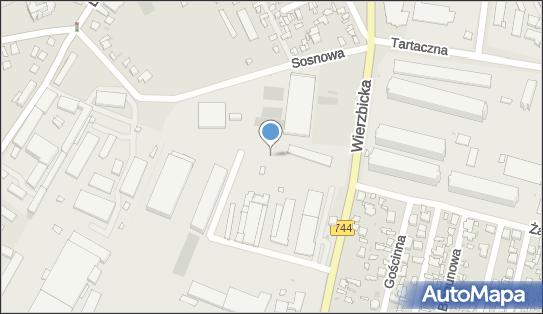 UMTS T-Mobile, Wierzbicka 26/44, Radom - T-Mobile - UMTS