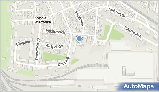 UMTS T-Mobile, Fryderyka Chopina 1, Świętochłowice - T-Mobile - UMTS