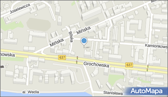 Rogatka, Grochowska 328, Warszawa - Targowisko
