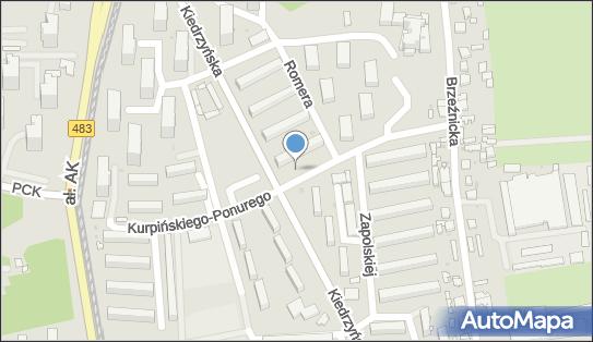 Postój Taxi, Kurpińskiego-Ponurego Jerzego, Częstochowa 42-215 - Taxi - Postój