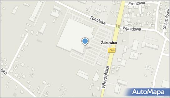 Postój Taxi, Toruńska 1e, Radom 26-616 - Taxi - Postój