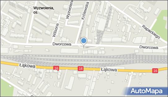 Postój Taxi, Dworcowa, Grudziądz 86-300 - Taxi - Postój
