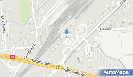 Postój Taxi, Plac Fryderyka Skarbka, Toruń - Taxi - Postój