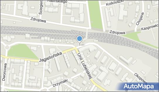 Przy KŁADCE, Władysława Kniewskiego 22, Kołobrzeg - Taxi - Postój, numer telefonu