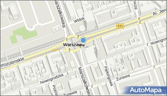 Toaleta publiczna, Warszawa - Toaleta publiczna