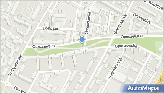 Toi Toi, Orzeszkowej Elizy, Warszawa 02-374 - Toaleta publiczna