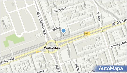 nr 6934, Aleje Jerozolimskie 44, Warszawa - Trafostacja