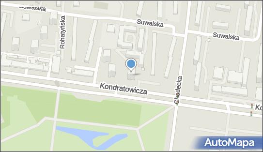 nr 9142, Kondratowicza Ludwika 31, Warszawa 03-285 - Trafostacja