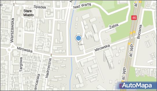 nr S-134, Mirowska 15A, Częstochowa 42-202 - Trafostacja
