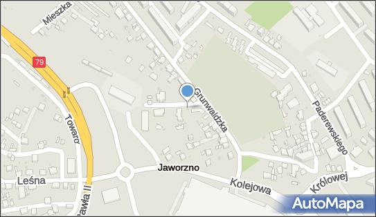 Trafostacja, Franciszka Żwirki i Stanisława Wigury 2, Jaworzno 43-600 - Trafostacja