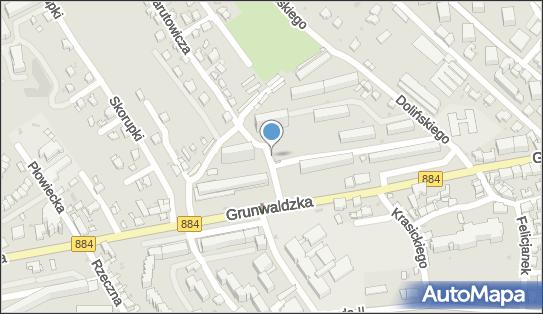 Trafostacja, Grunwaldzka884 54a, Przemyśl 37-700 - Trafostacja