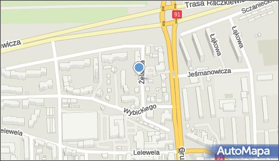 Trafostacja, Żelazna 9a, Toruń 87-100 - Trafostacja
