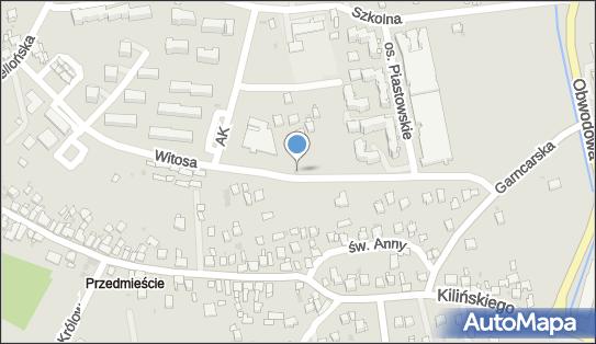 Trafostacja, Witosa Wincentego, Dobczyce 32-410 - Trafostacja