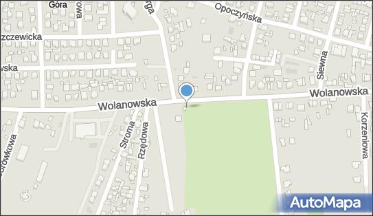 Trafostacja, Wolanowska 41B, Radom 26-601 - Trafostacja