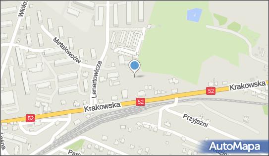 Trafostacja, Krakowska52, Andrychów 34-120 - Trafostacja