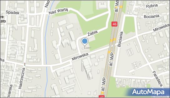 Trafostacja, Mirowska 17, Częstochowa 42-202 - Trafostacja
