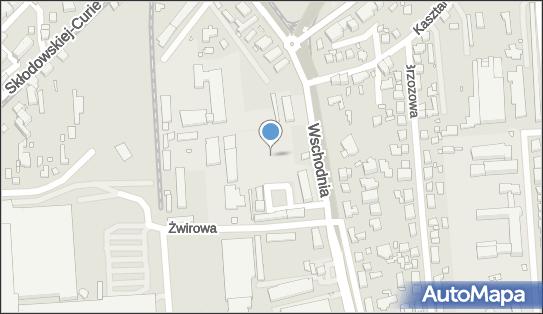 Trafostacja, Wschodnia, Toruń 87-100 - Trafostacja