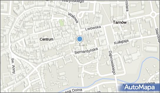 Małopolska Wyższa Szkoła Ekonomiczna w Tarnowie, Szeroka 9 33-100 - Uniwersytet, Szkoła Wyższa, numer telefonu