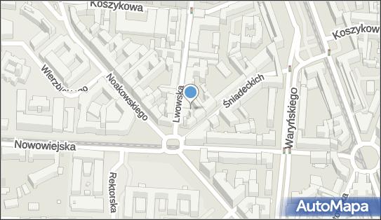 Kancelaria Adwokacka, Lwowska 4/3, Warszawa 00-658 - Usługi, godziny otwarcia, numer telefonu, NIP: 5260023762
