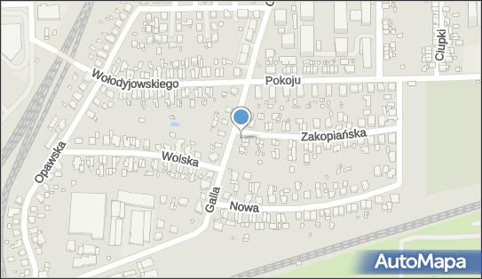 Mechanika Pojazdowa, Zakopiańska 1, Zabrze - Warsztat naprawy samochodów, numer telefonu