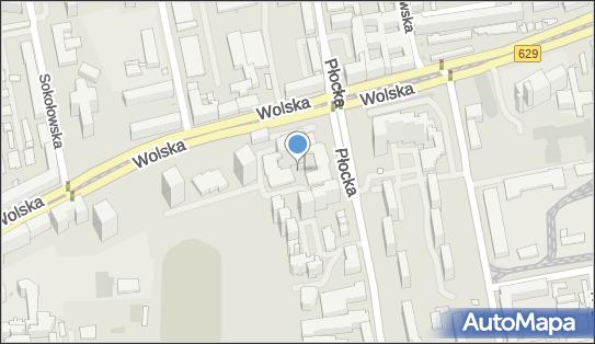 Western Union, Płocka 17, Warszawa - Western Union