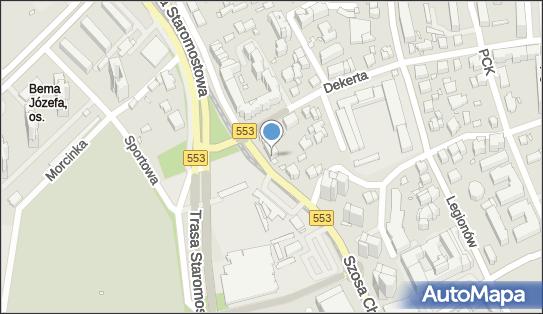 Western Union, Szosa Chełmińska 44, Toruń - Western Union, numer telefonu