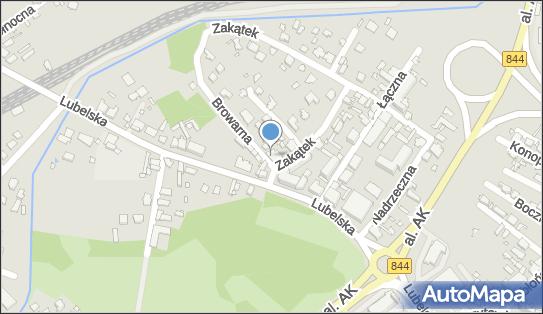Gabinet Weterynaryjny, ul. Browarna 2, Chełm 22-100 - Weterynarz, NIP: 5631213736