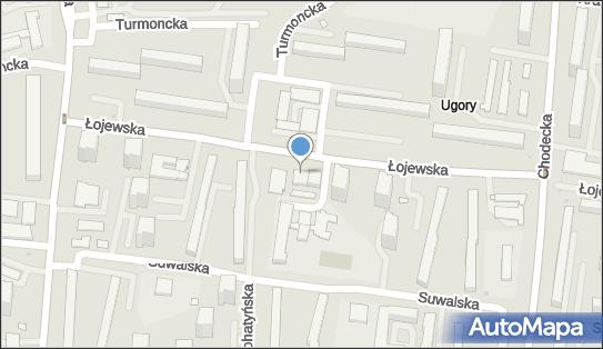 Łojewska, Łojewska 12A, Warszawa 03-392 - Weterynarz, godziny otwarcia, numer telefonu