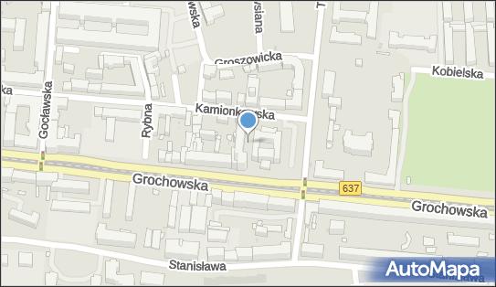 Centrum Attis, Grochowska 278, Warszawa 03-841 - Więcej..., godziny otwarcia, numer telefonu