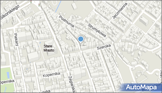 Staromiejska, Szczytna 2/4, Toruń 87-100 - Włoska - Restauracja, godziny otwarcia, numer telefonu
