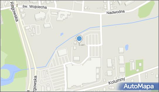 ZWiK Łódź - Punkt uzdatniania wody, Kolumny 30, Łódź 93-610 - Wodociąg