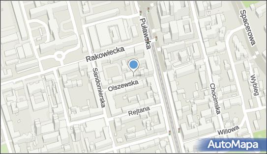 WAM Oddział Regionalny, Olszewska 14/20, Warszawa 00-792 - Wojskowa Agencja Mieszkaniowa, numer telefonu