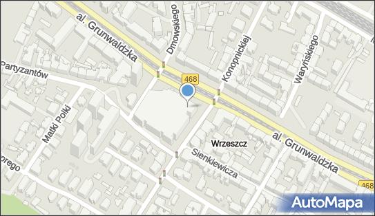 x-kom, al. Grunwaldzka 82/10, Gdańsk 80-244, godziny otwarcia, numer telefonu