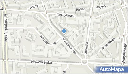 Żabka - Sklep, Noakowskiego 14/LU1, Warszawa 00-666, godziny otwarcia