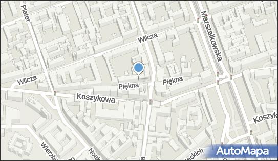 Żabka - Sklep, ul. Piękna 56/, Warszawa 00-672, godziny otwarcia