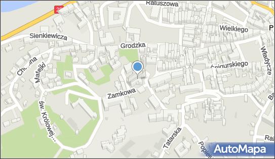 Archikatedra Wniebowziecia NMP, Plac Katedralny, Przemyśl - Zabytek sakralny