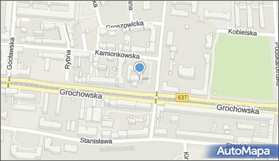 Zakład fotograficzny, Grochowska 274, Warszawa - Zakład fotograficzny