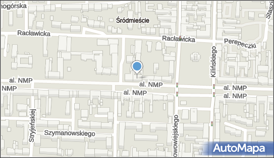 Centrum Optyczne, al. NMP 52, Częstochowa - Zakład optyczny, numer telefonu